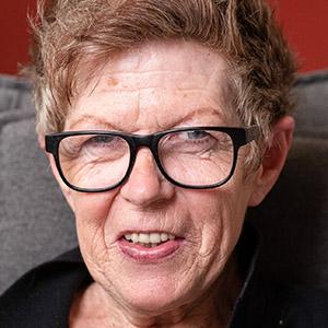 Speaker - Helga Rohra